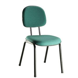 Cadeira-fixa-para-escritório-Colorida