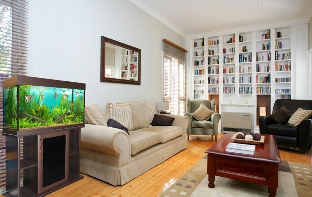 Como-decorar-a-sala-com-aquário