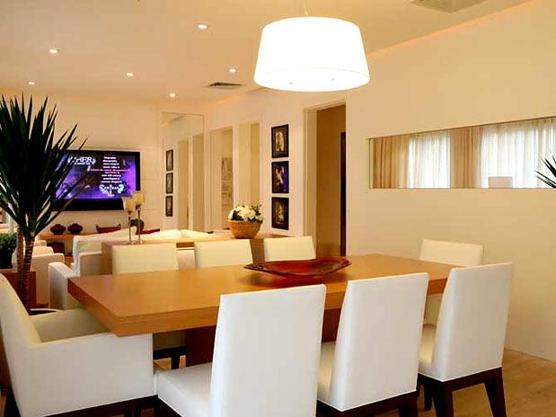 Ornamentacao Sala De Estar ~  sala de jantar e estar integradas decoração para sala de estar e