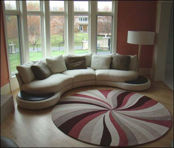 Dicas de tapetes para sala