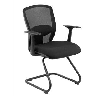 cadeira-fixa-para-escritório-com-braço