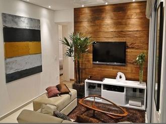 Como decorar a sala pequena e moderna decorando casas for Decorando casa