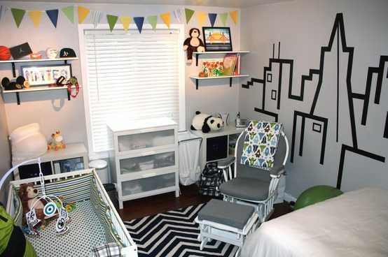 Como decorar o quarto do bebê