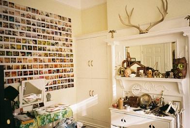 Como decorar quarto com fotos