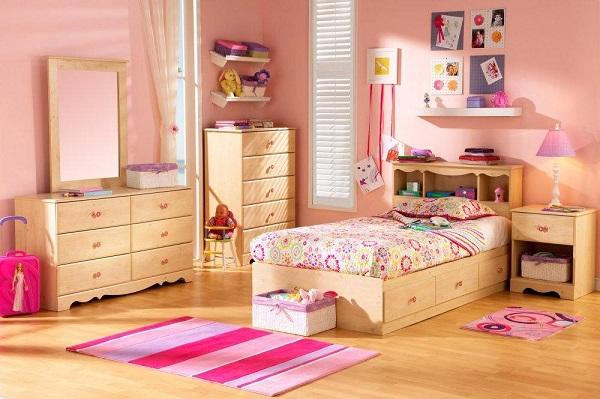 Como decorar quarto de meninas