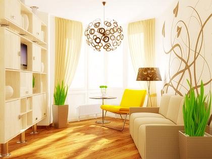 Como decorar sala de estar pequena