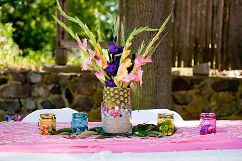 Como decorar uma festa Havaiana
