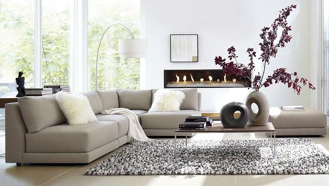 Como Deixar A Sala De Estar Bonita ~ escolha dos móveis deve ir de acordo com o estilo de decoração