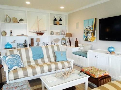Decoração de casa com estilo cottage