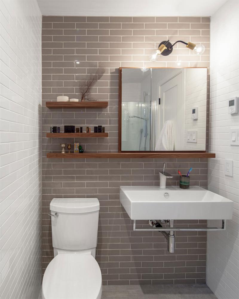Decoração para banheiro pequeno e simples  Decorando Casas -> Banheiro Simples E Lindos