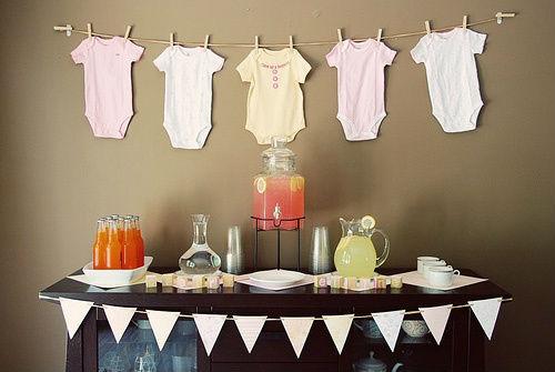 Decoração-para-chá-de-bebê-simples-e-barato