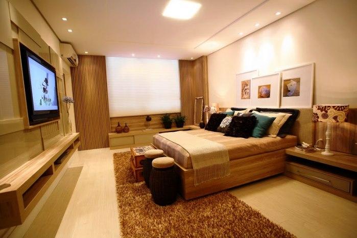 Decoração para quarto de casal em 2016  Decorando Casas