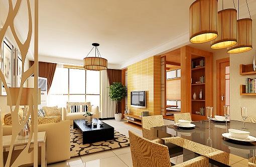 Luminárias Sala De Estar E Jantar ~ Iluminação para sala de estar e jantar  Decorando Casas