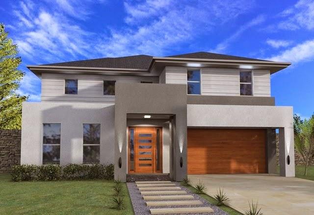 Tend ncias de cores para casas em 2016 decorando casas for Cores modernas para fachadas de casas 2016