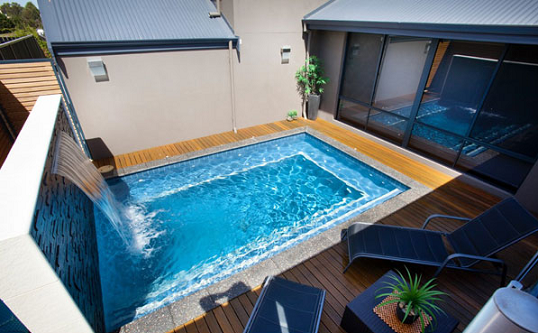Tipos de piscinas para casa