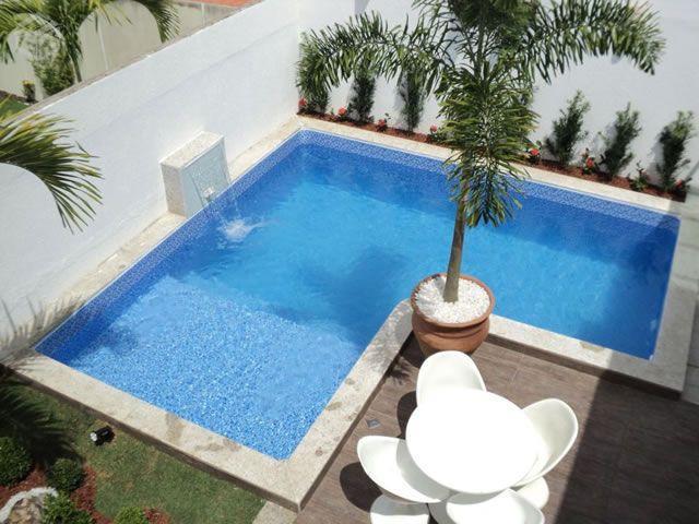 tipos de piscinas para casa modelos e fotos decorando ForTipos De Piscinas Para Casas