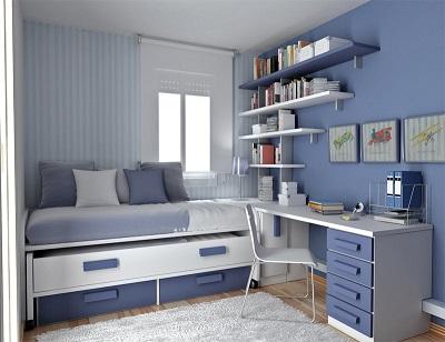 Como decorar quarto pequeno gastando pouco