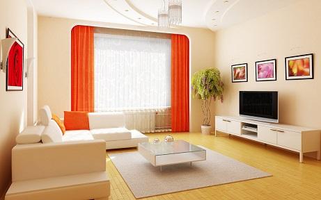 Cortinas modernas para sala