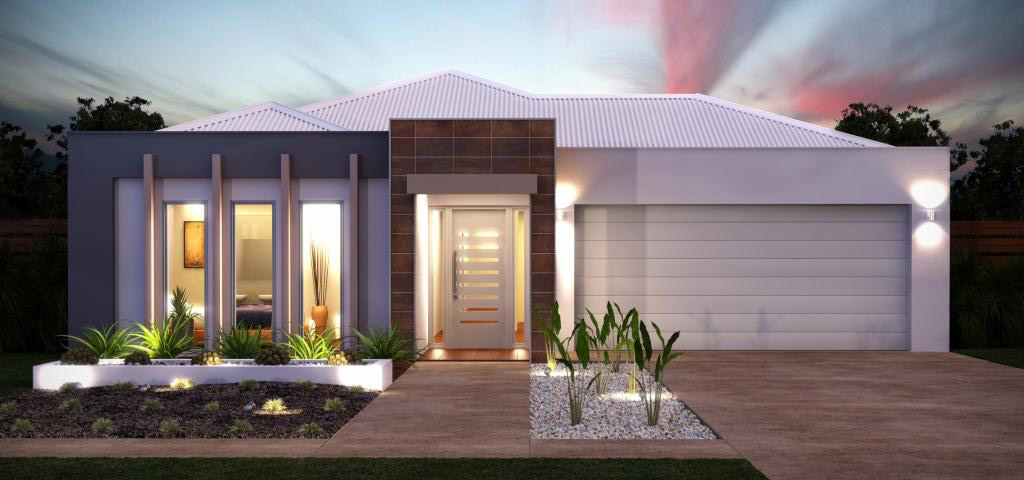 Fachadas de casas modernas 2016 decorando casas for Fachadas de casas elegantes modernas