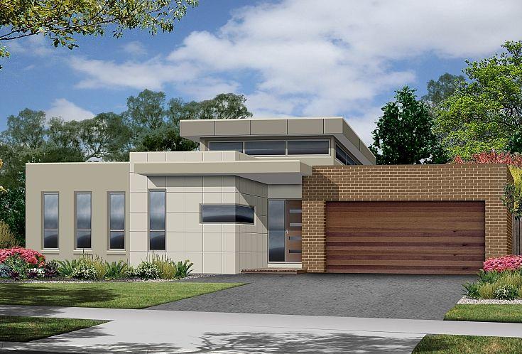 Fachadas de casas modernas 2016 decorando casas for Casa modernas 2016