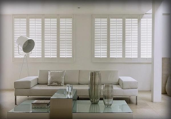 Persianas para salas modernas decorando casas for Salas 2016 modernas