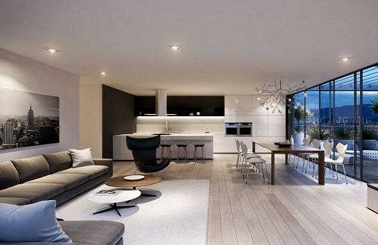 pisos para salas pequenas e modernas decorando casas