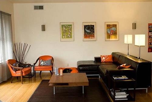 Sof 225 Ideal Para Sala Pequena De Tv Decorando Casas