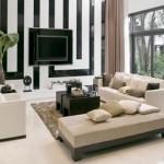 Sofá-ideal-para-sala-pequena-de-tv