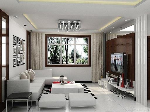 Sofa Ideal Sala Pequena ~ Sofá ideal para sala pequena de tv  Decorando Casas