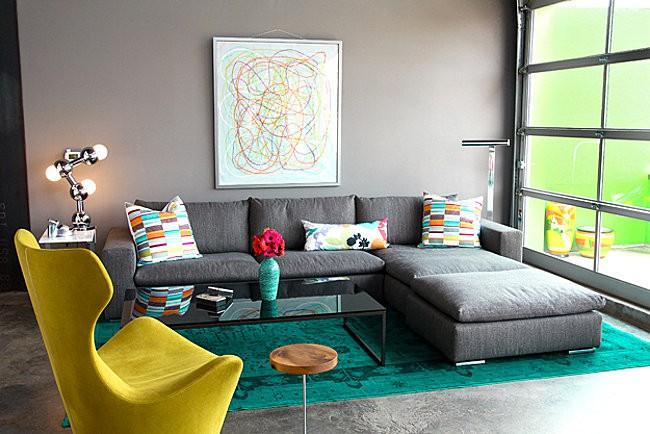 Tapetes para sala de estar