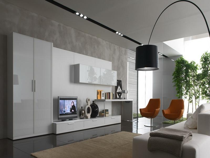 Tapetes para sala de estar – Fotos  Decorando Casas