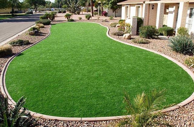 Tipos de grama para jardim residencial