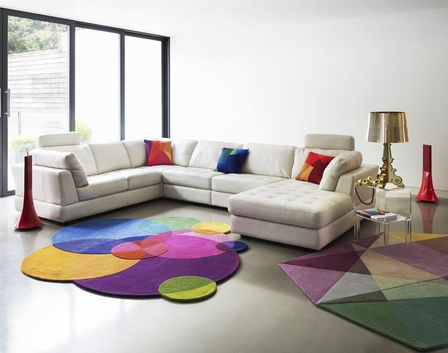 decoração-de-sala-com-cores-claras
