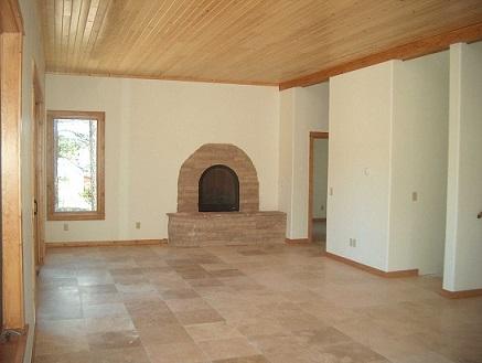 pisos de cerâmica para sala de estar