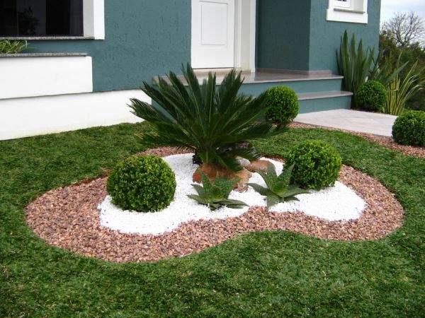 Como fazer um jardim com pouco dinheiro?  Decorando Casas