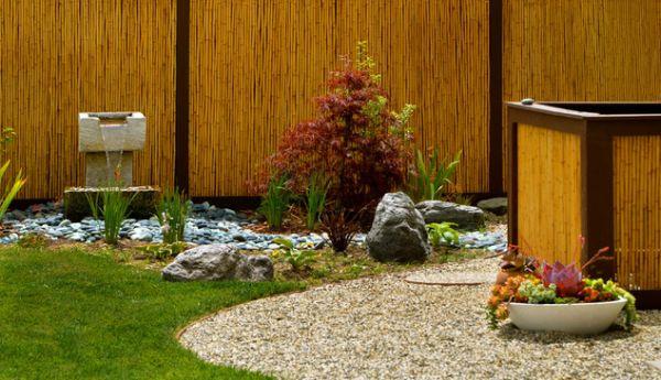 Como fazer um jardim japonês de maneira correta em sua casa?