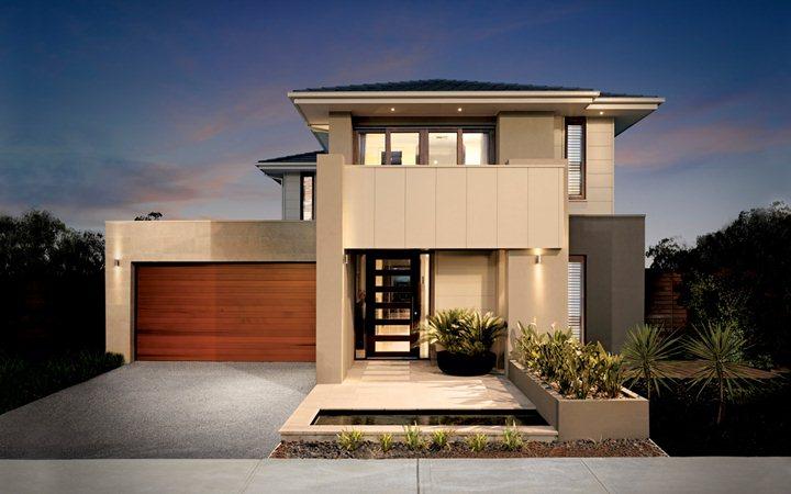 Cores para pintura externa de casas 2016 decorando casas for Casas modernas 2016 fachadas