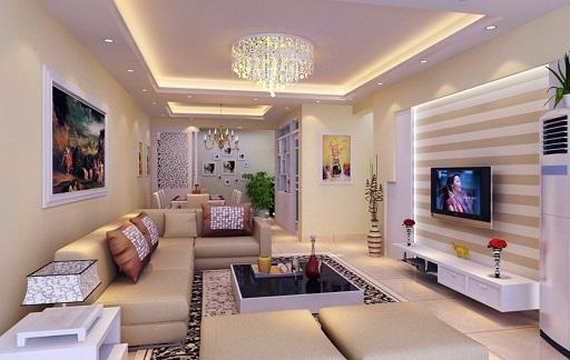 Iluminacao Para Sala De Estar E Tv ~ Iluminação ideal para sala de tv  Decorando Casas
