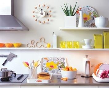 Objetos para decorar cozinha pequena decorando casas for Objetos decorativos casa