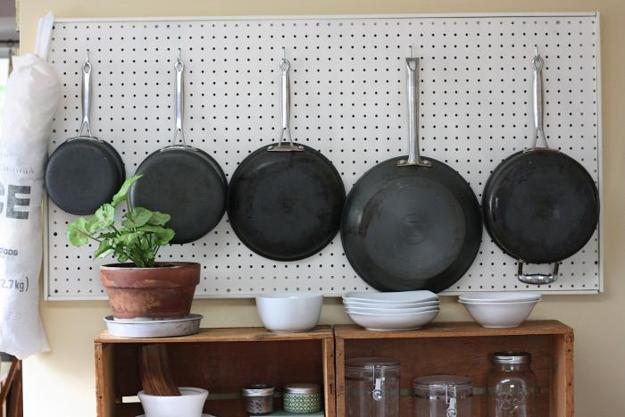 Objetos para decorar cozinha pequena