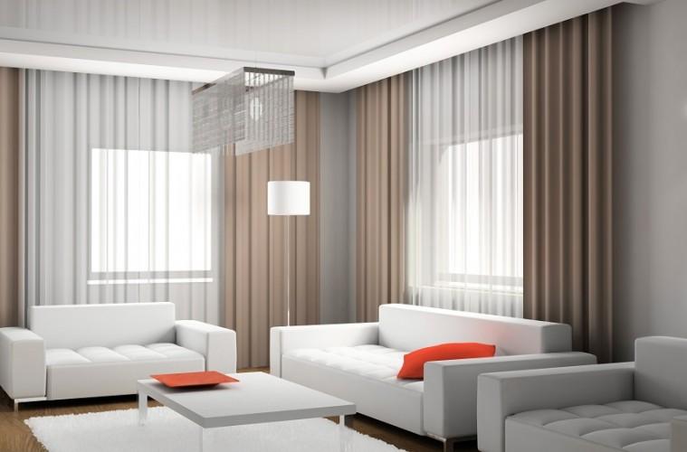 Dicas de cortinas para sala moderna 2016 decorando casas for Cortinas para casas modernas