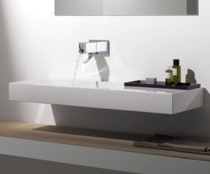 Como escolher pia ideal para banheiro