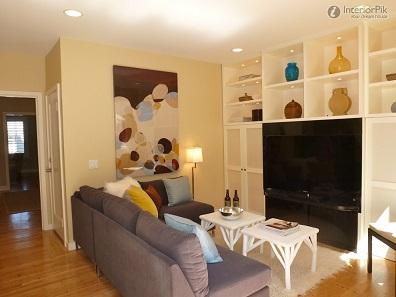 Decoração-da-sala-de-estar-do-apartamento-pequeno
