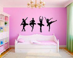Decoração-de-bailarina-para-quarto-infantil