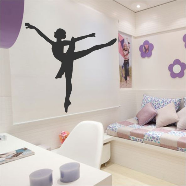 Decoração de bailarina para quarto infantil  Decorando Casas