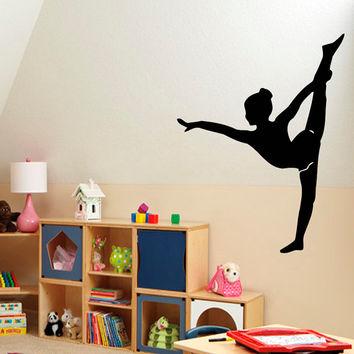 Decoração de bailarina para quarto infantil