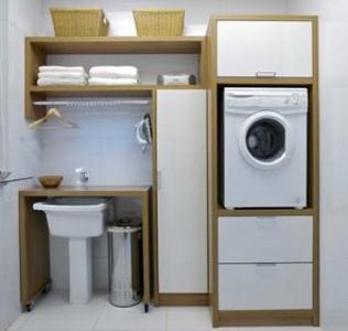 Decoração-de-lavanderia-de-apartamento-pequeno
