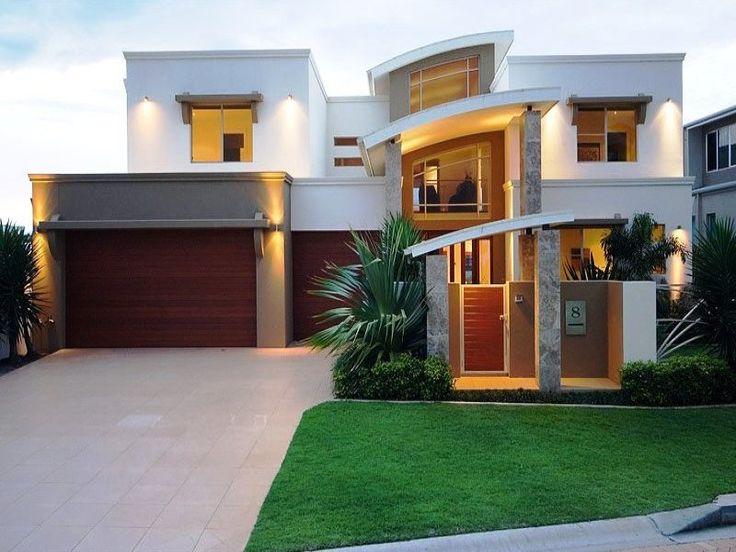 Fachadas de casas com cer mica decorando casas - Ideas para casas ...