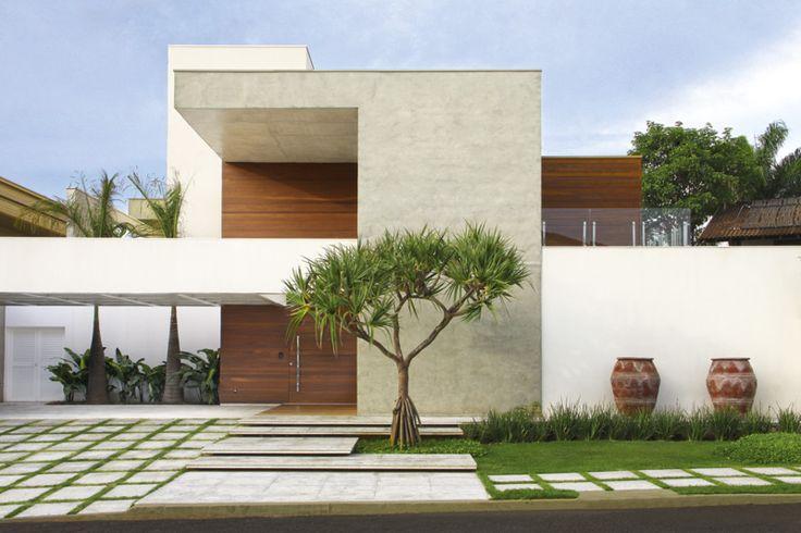 fachadas de casas com cer mica decorando casas