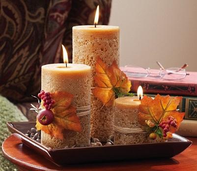 Como-decorar-apartamento-com-velas